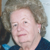 Joan Mary Gallagher