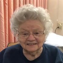 Bettye Jane Hancock Allen