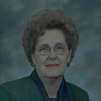 Mrs. Lucy Dyess Harrison