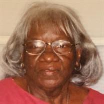 Mrs. Willie L. Scott