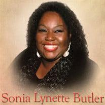 SONIA LYNETTE BUTLER