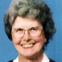 Mayme Maxine Thomas