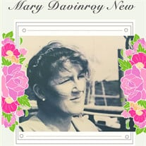 Mary Davinroy New
