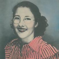 Bertha Beatrice Jacobs