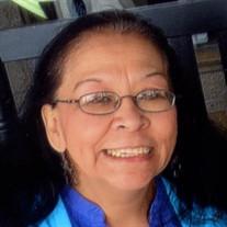 "Melanie ""Nancy""  Garcia Hernandez"