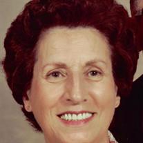 Mrs Anna Theresa Andreone Dantzler