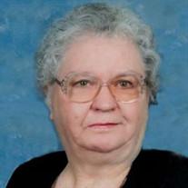 Pauline Moore Maness of Henderson