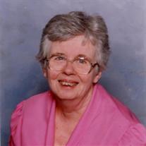 Elsie Marie Fischer