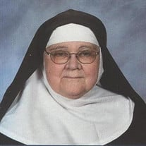 Rev. Mother Mary Peter Jordan