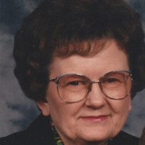 Mrs. Mary Mozell Black Goodson