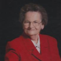 Mrs. Frances Truesdale Patton