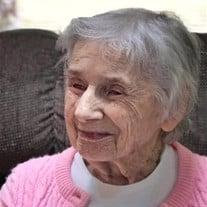 Mrs. Ruth Catharine Groves Elliott