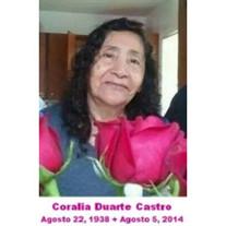 Maria O. Duarte Castro