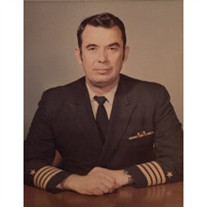Captain Scott E. Drummond Jr.