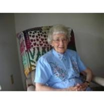Margaret Louise Damrow