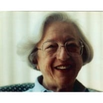 Vera C. Roseman