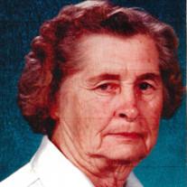 Virginia T. Maxey