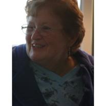 Jane Saunders Hawkes