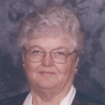 Edna Mae McVeigh