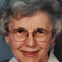 Margaret Pearl Babb