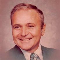 Rev. Bruce Edson Burghard