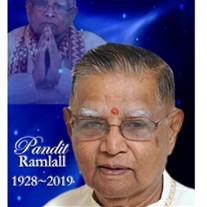 Mr. Pandit Ramlall