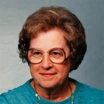 Lucille Mowers Maglott