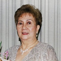 Mrs. Dominga De Dios Polintan of Hoffman Estates