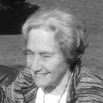 Mrs. Arline Ruth Rosenberg