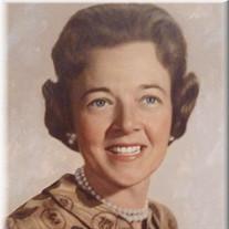 Mrs. Anna Jane Meier