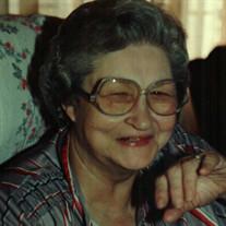 Mary Rachel Clements Draper