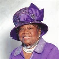 Mrs. Annie M. Dye