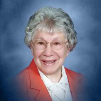 Mrs. Faye Pance
