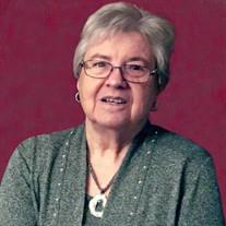 Muriel Joyce Schierbeek (Taylor)
