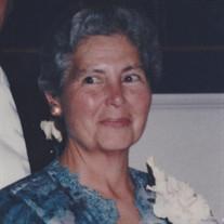 "Mrs. Imogene ""Jean"" Dove Holloway"