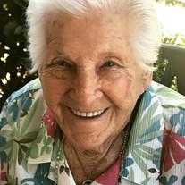 Wanda Mae Miller Romero