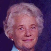 Winifred E. Petry