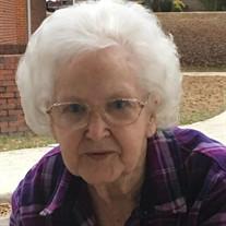 Mrs. Doris Jean Vernon
