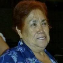 Maria Auxilio Castanon de Amaro