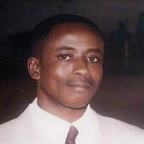 Patrick Asiedu Ntansah