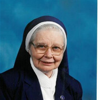 SISTER MARY GEORGE  SENDERAK