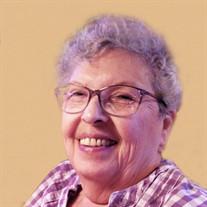 Margaret Alberta Gambill