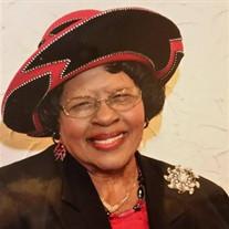 Mrs. Rena Mae Stevenson