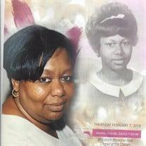 Ms. Geraldine Allen
