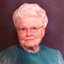 Mrs.  Arlene Mae Dierbeck (nee: McBrair)