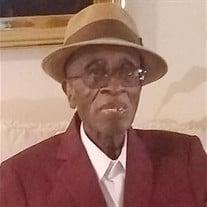 Rev. Walter Facen, Sr.