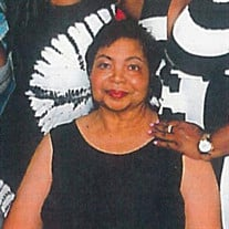 Mrs. Evelyn Robertson-Lett