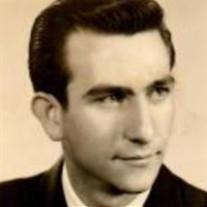 """William """"Mick"""" R. Mantel"""