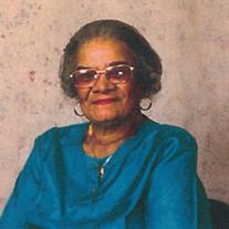 Mrs. Annie Vester Lloyd