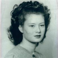 Wilma Estalene Dillard